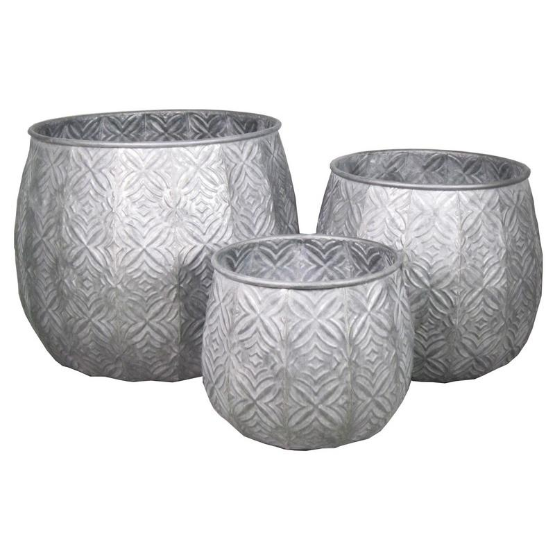 BALL POT METAL SET/3